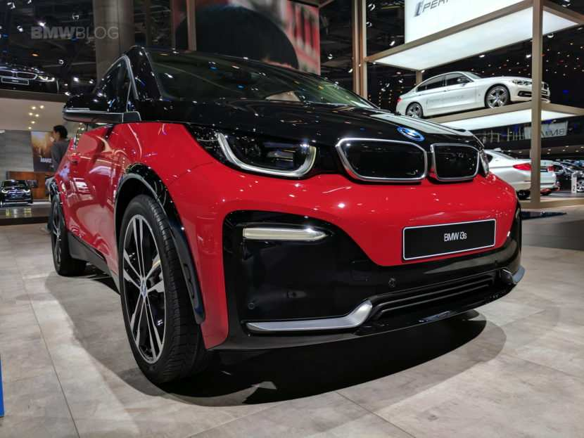 53 New BMW I3 2020 Redesign And Concept