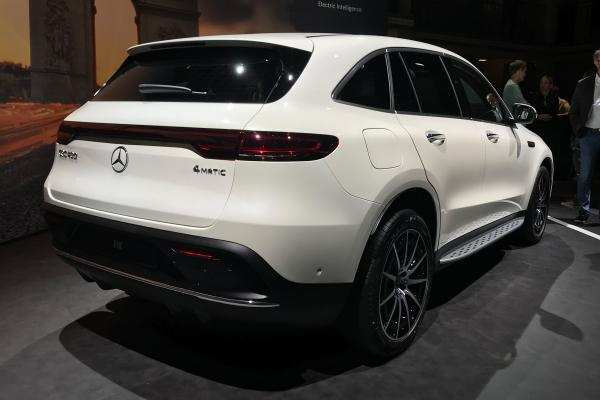 53 New Eqc Mercedes 2019 Overview