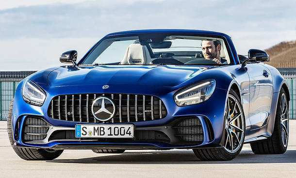 53 New Mercedes Gt 2019 Pictures