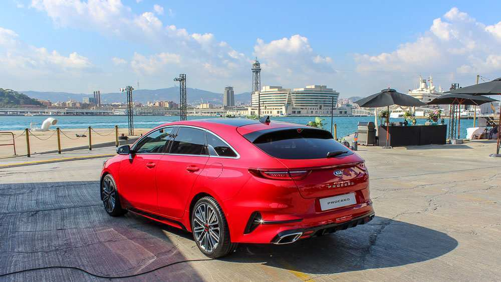 53 New Proceed Kia 2019 Price And Release Date