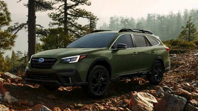 53 New Subaru Outback 2020 Release Model
