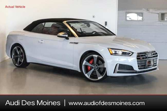 53 The 2019 Audi S5 Cabriolet New Model And Performance