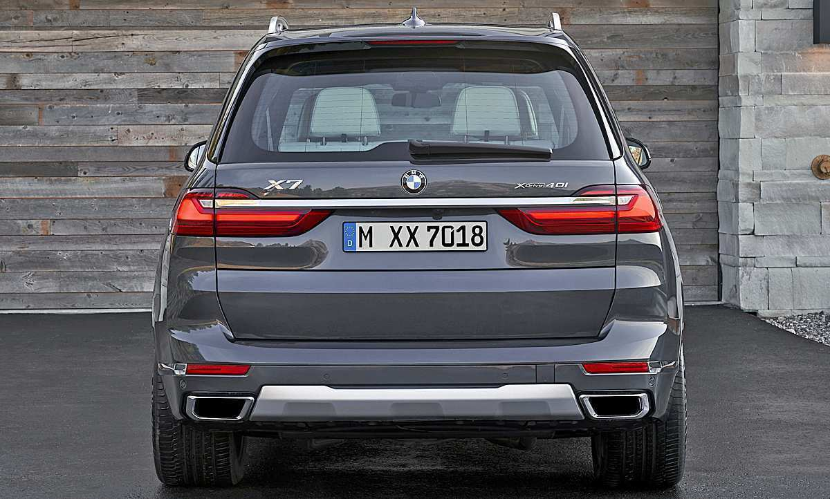 53 The 2019 BMW X7 Pictures