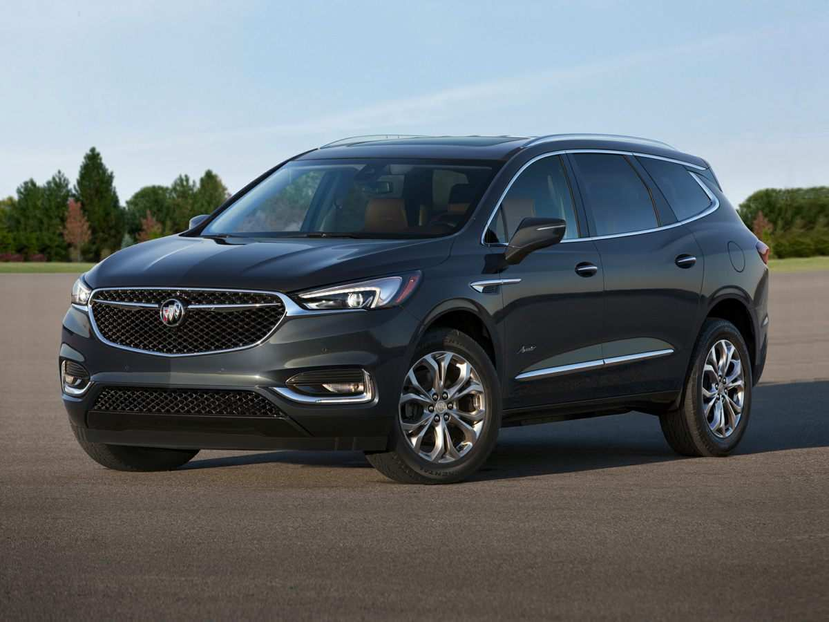 53 The 2019 Buick Enclave Engine