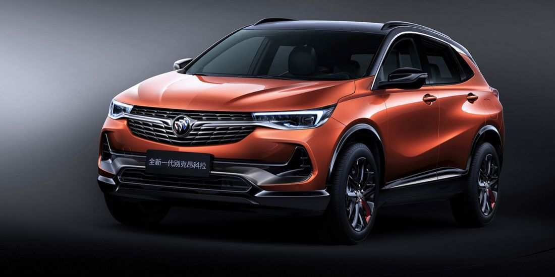 53 The 2019 Buick Encore Redesign