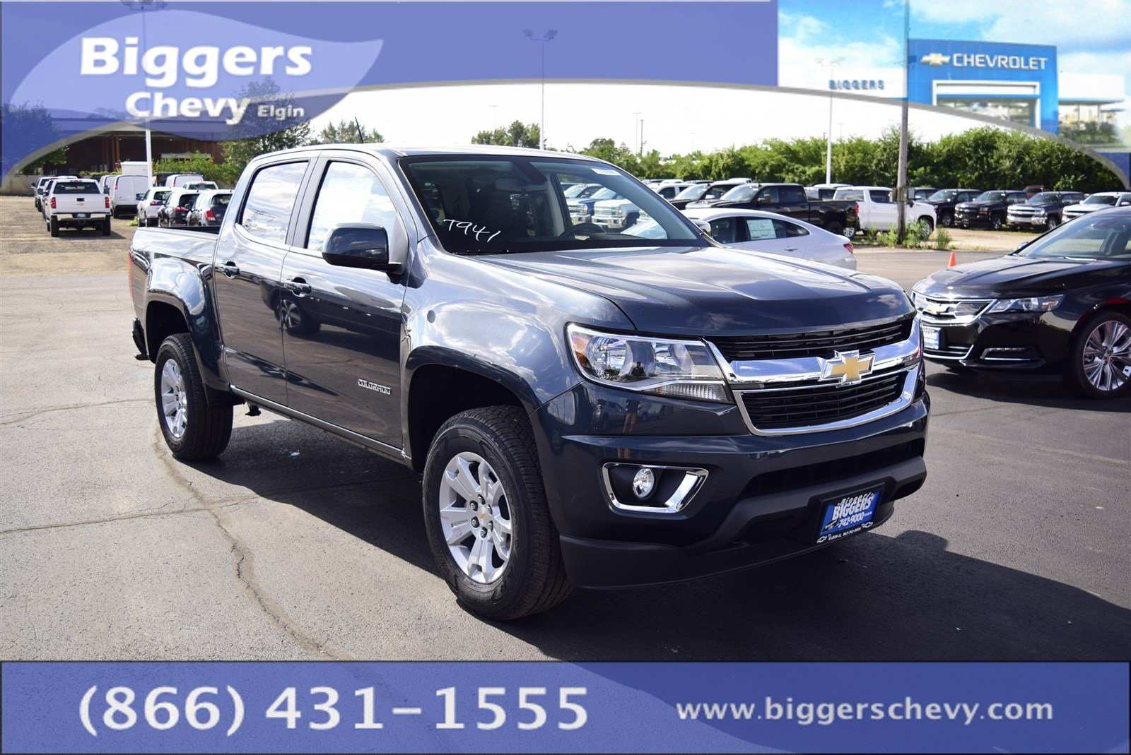 53 The 2019 Chevrolet Colorado Review And Release Date