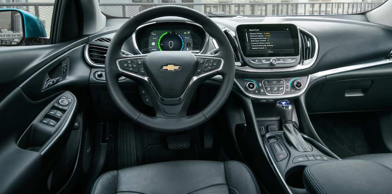 53 The 2019 Chevrolet Volt Performance And New Engine