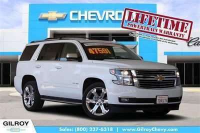 53 The 2019 Chevy Tahoe Ltz Pricing