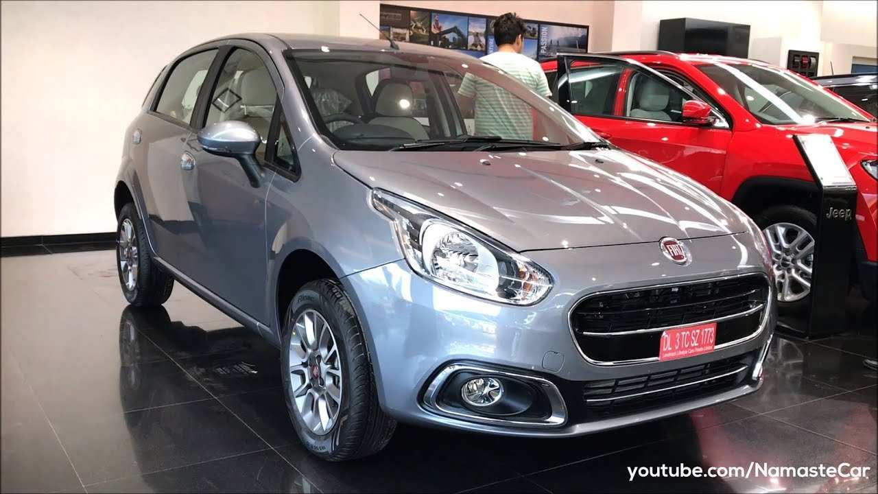 53 The 2019 Fiat Punto First Drive