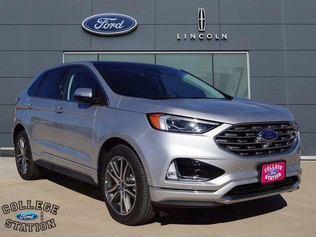 53 The 2019 Ford Edge Sport Pricing