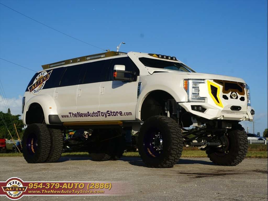 53 The 2019 Ford Excursion New Model And Performance