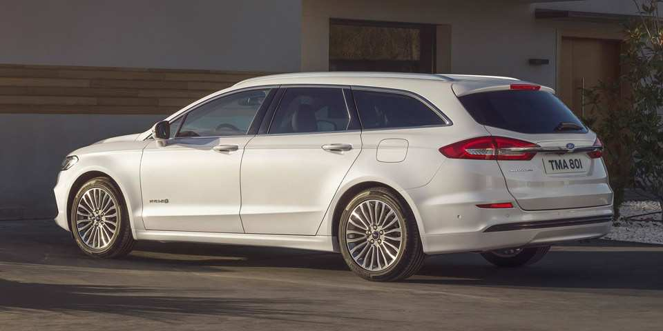 53 The 2019 Ford Mondeo Vignale Redesign