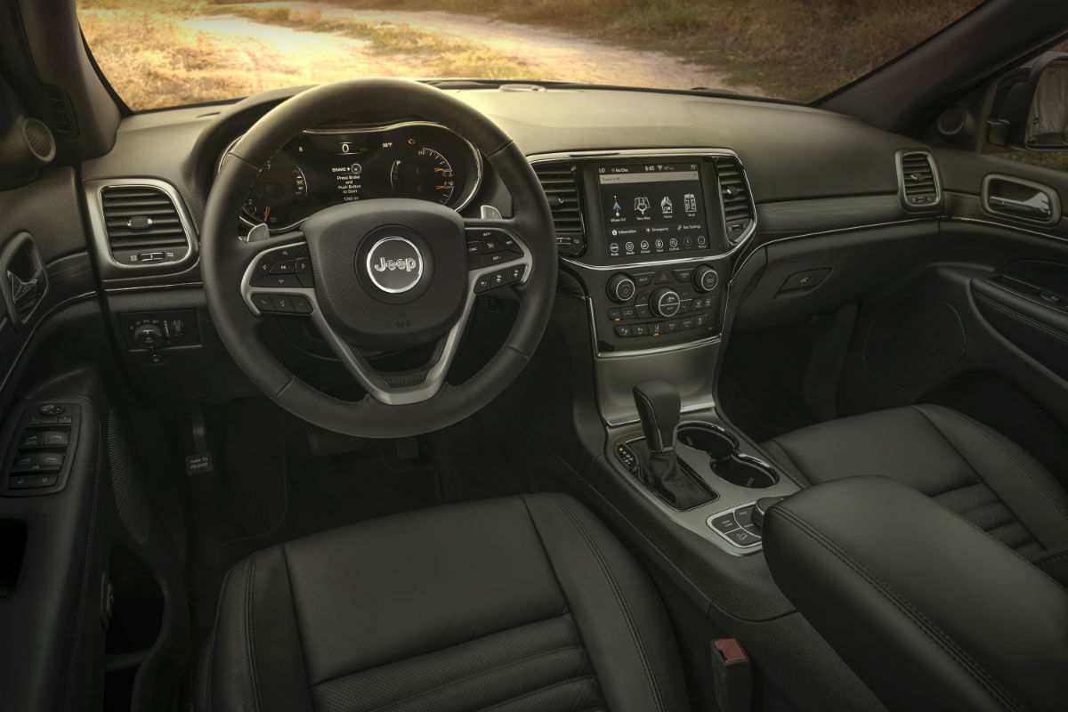 53 The 2019 Grand Cherokee Performance And New Engine