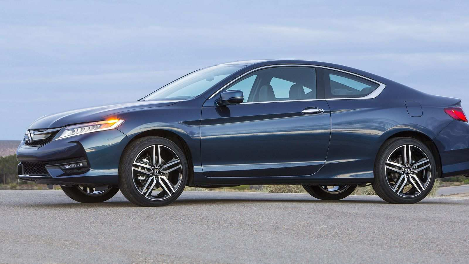53 The 2019 Honda Accord Coupe Engine