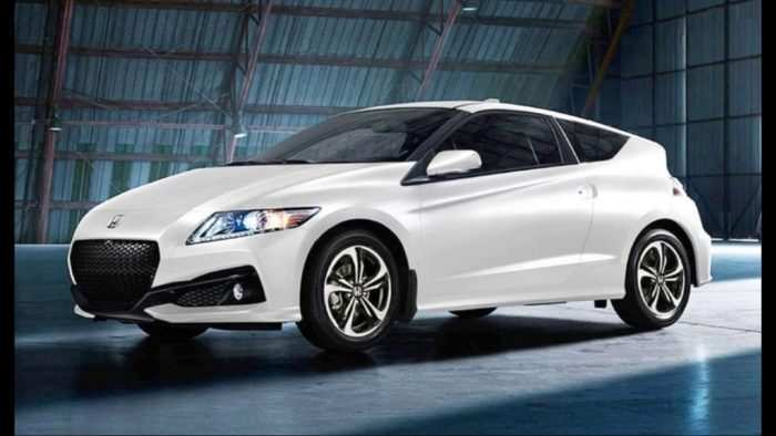 53 The 2019 Honda Crz Spesification