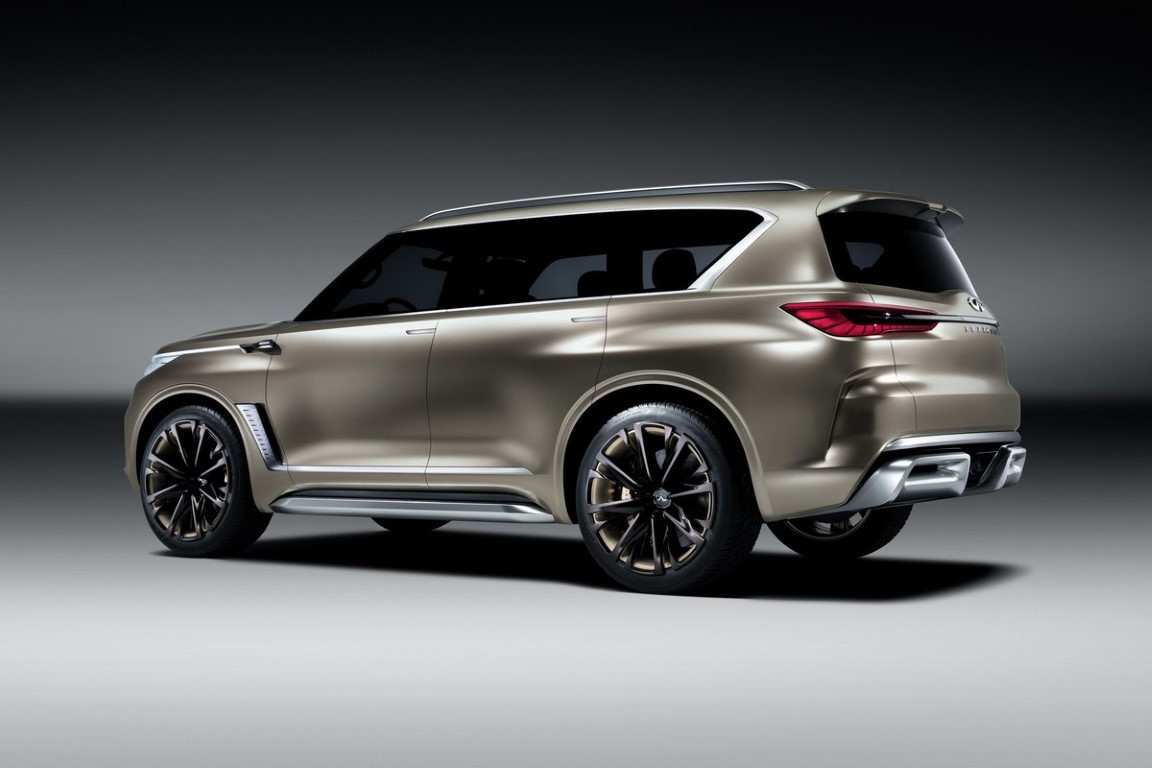 53 The 2019 Infiniti Qx80 Monograph Research New