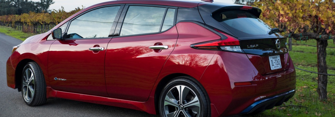 53 The 2019 Nissan Leaf Range Rumors