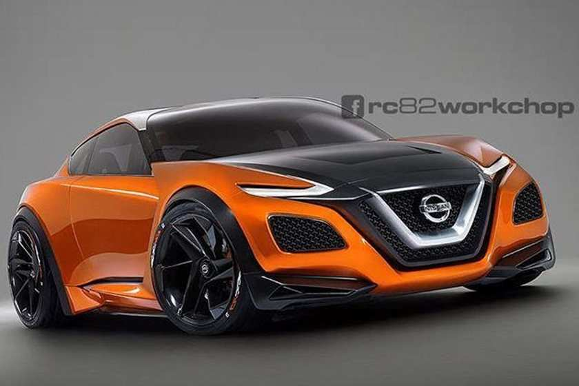 53 The 2019 Nissan Z Images