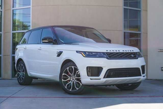 53 The 2019 Range Rover Sport Prices