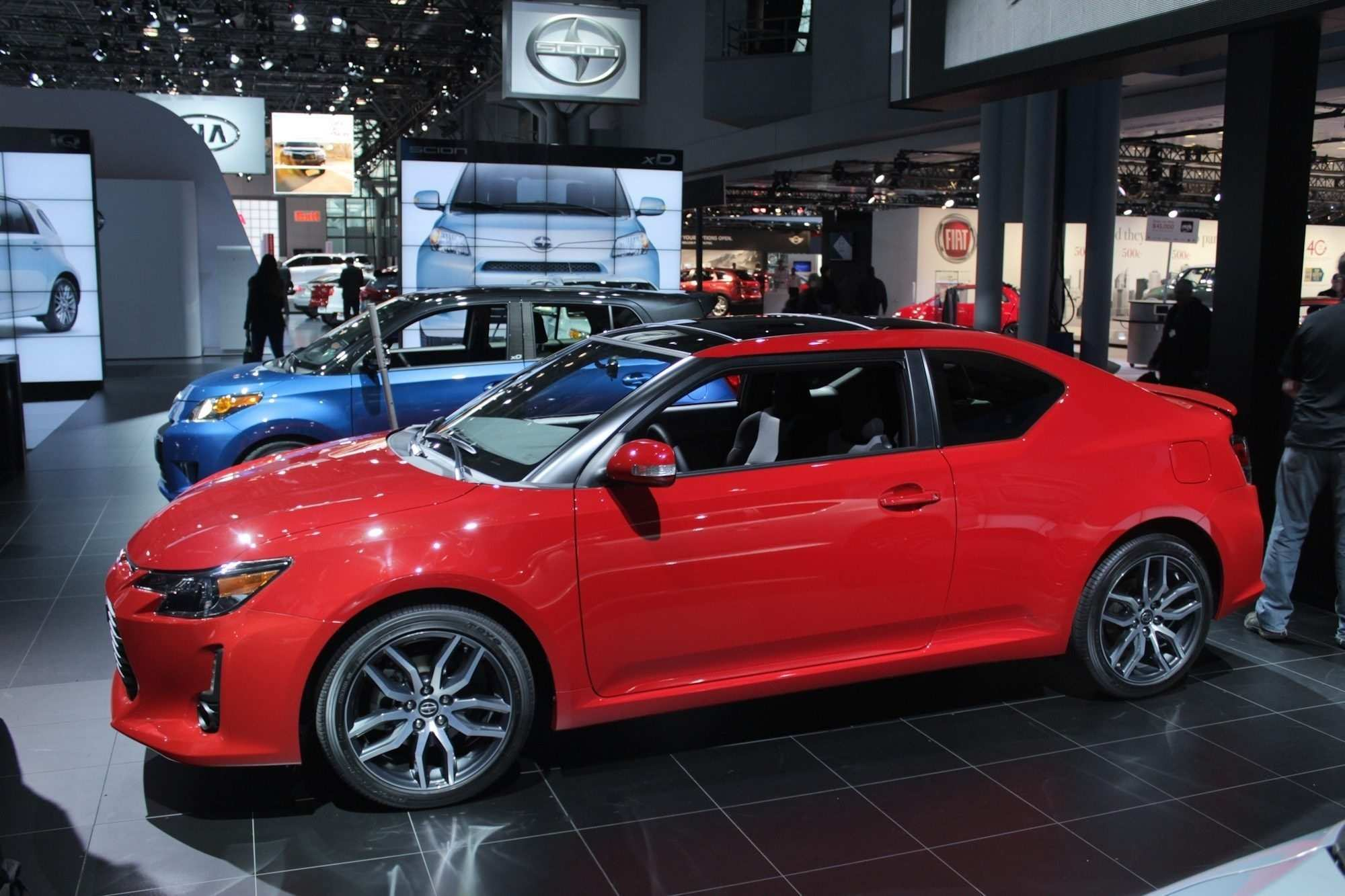 53 The 2019 Scion Tced Style