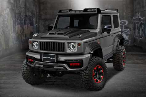 53 The 2019 Suzuki Jimny Performance And New Engine