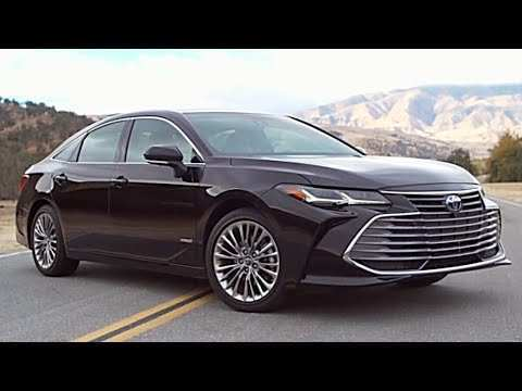 53 The 2019 Toyota Avalon Hybrid Redesign And Review