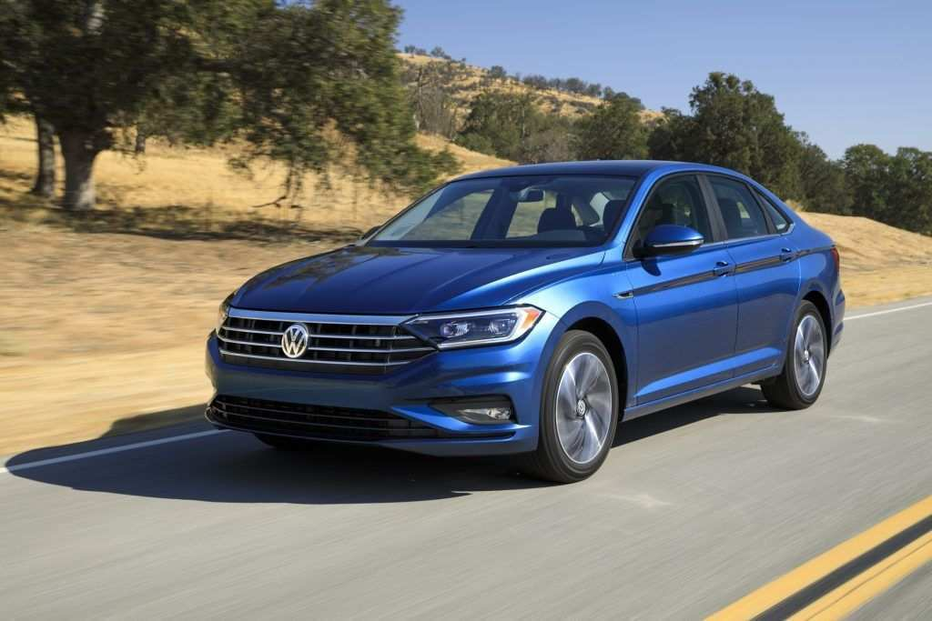 53 The 2019 VW Jetta Tdi Gli Model