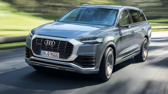 53 The 2020 Audi Q9 Review And Release Date