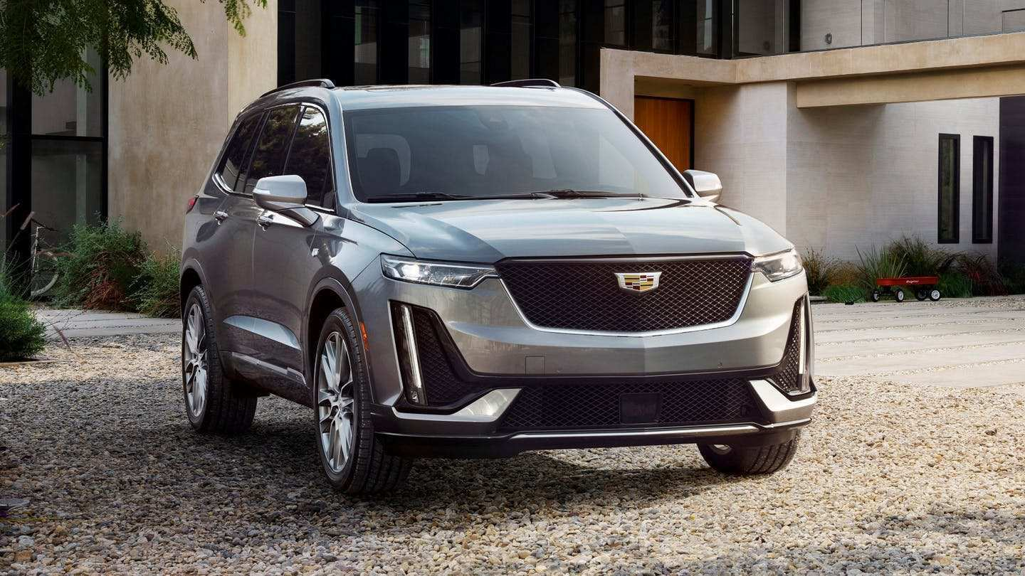 53 The 2020 Cadillac Xt6 Dimensions Release Date And Concept