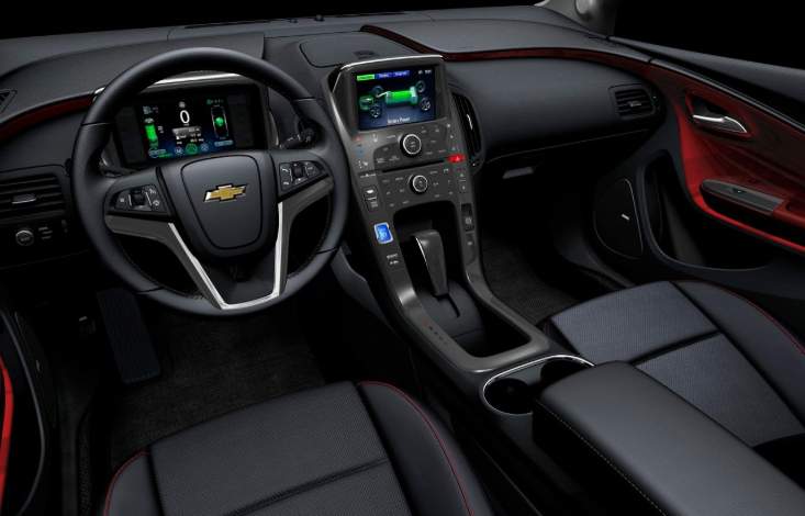53 The 2020 Chevy Nova Ss Interior