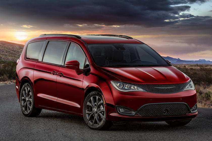 53 The 2020 Chrysler Town Country Awd Picture