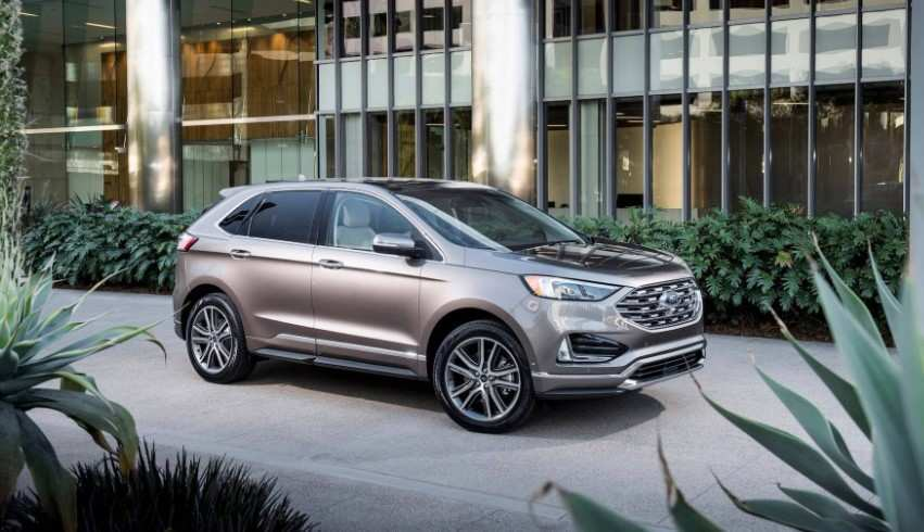 53 The 2020 Ford Edge Spy Shoot