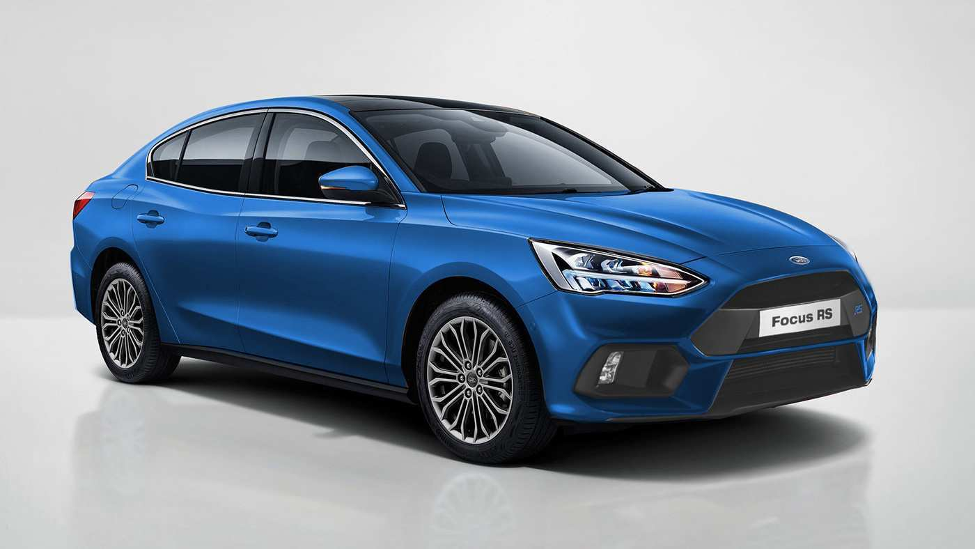 53 The 2020 Ford Focus RS Redesign