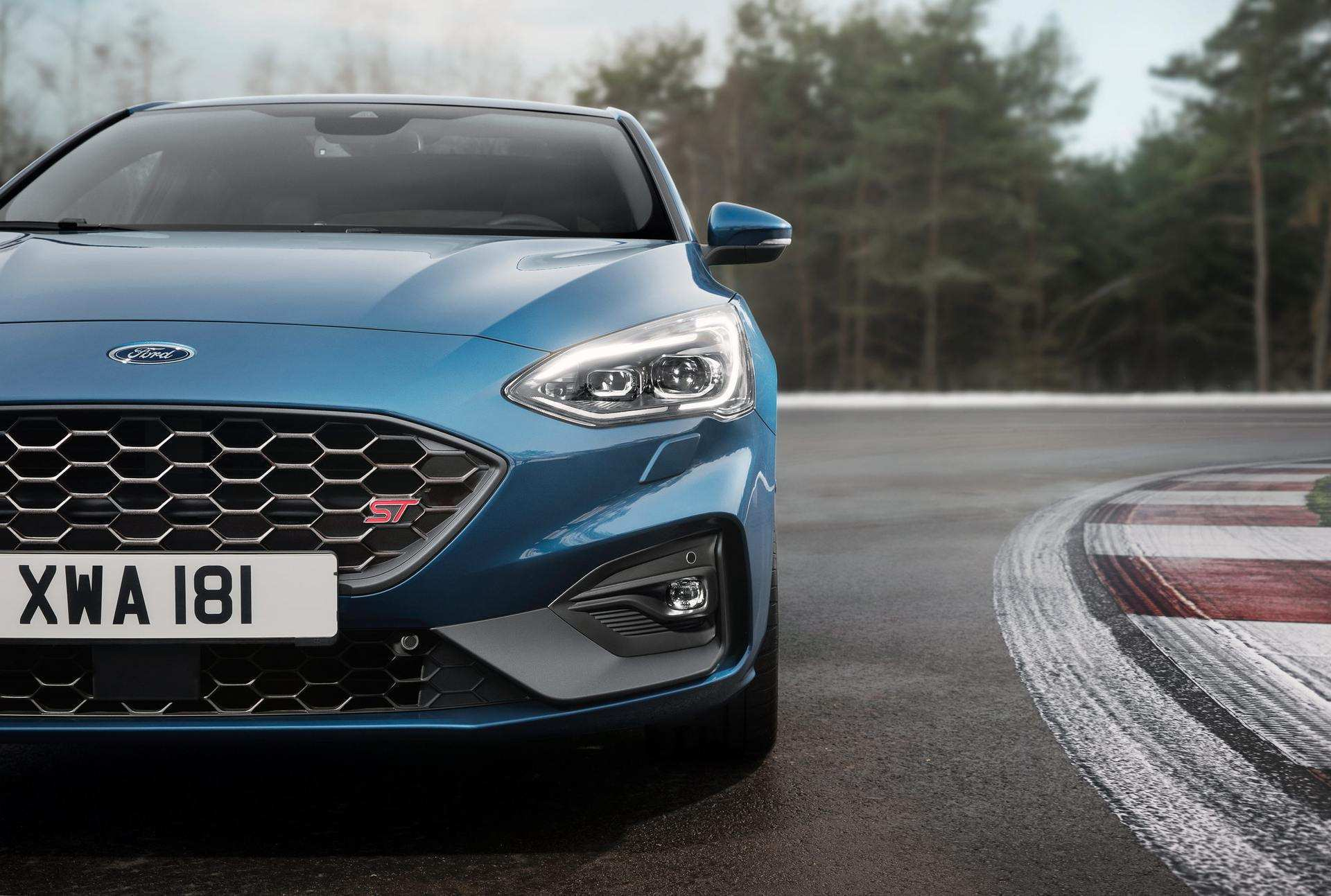 53 The 2020 Ford Focus Release