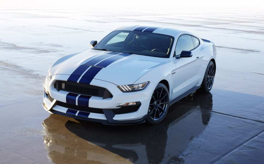 53 The 2020 Ford GT350 Ratings