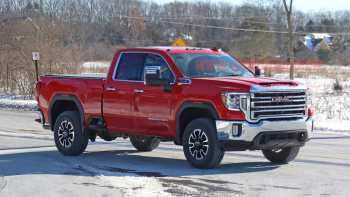53 The 2020 GMC Hd Gas Engine First Drive