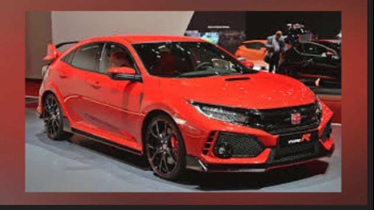 53 The 2020 Honda Civic Si Type R First Drive