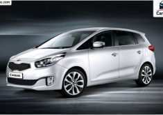 2020 Kia Carens Egypt