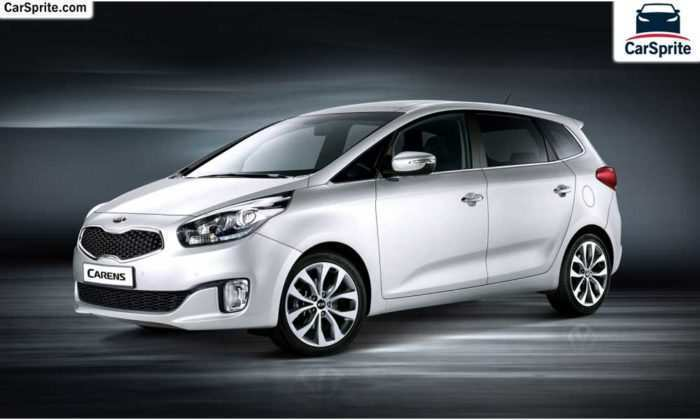53 The 2020 Kia Carens Egypt Picture