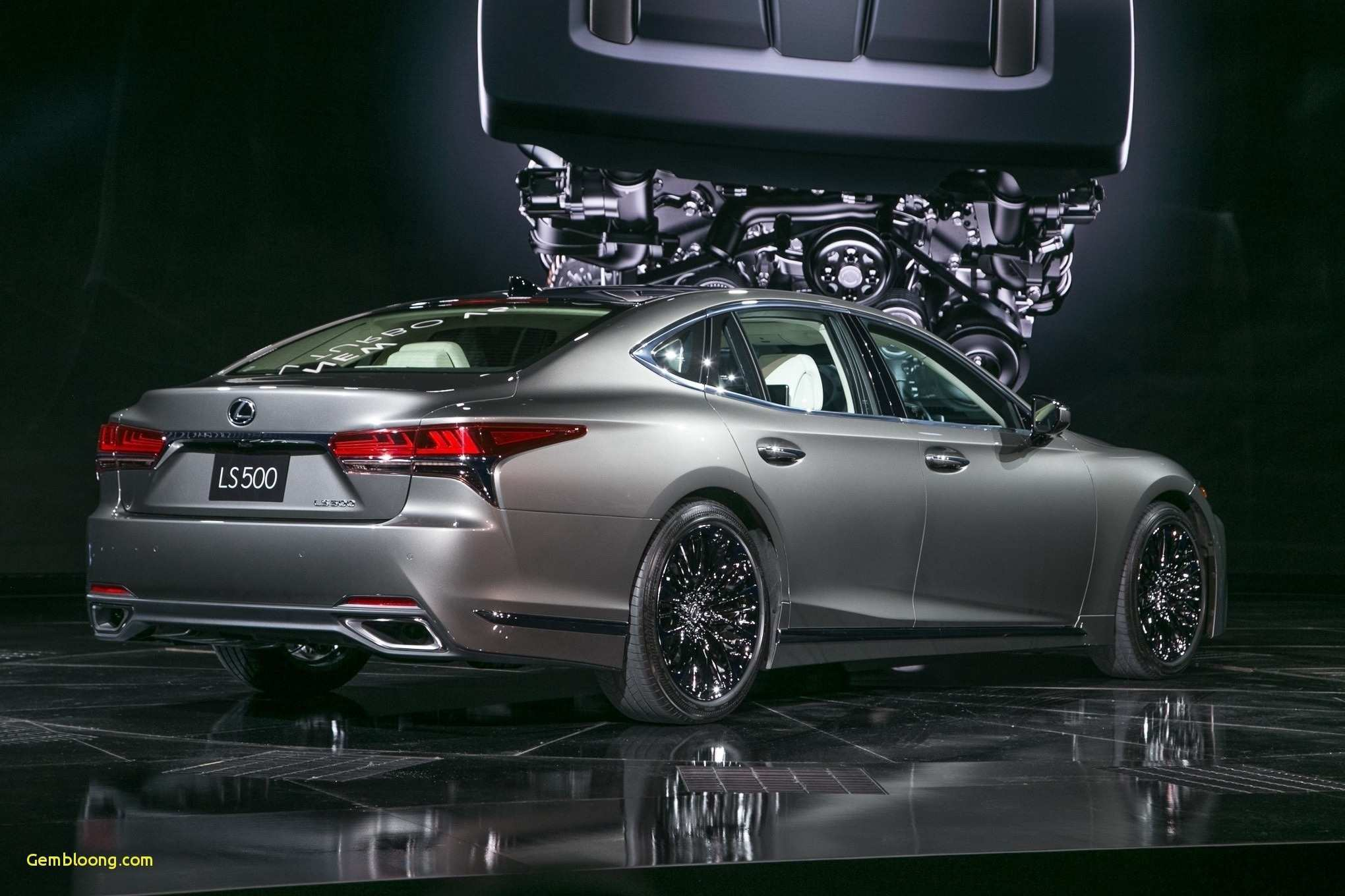 53 The 2020 Lexus LS Exterior And Interior