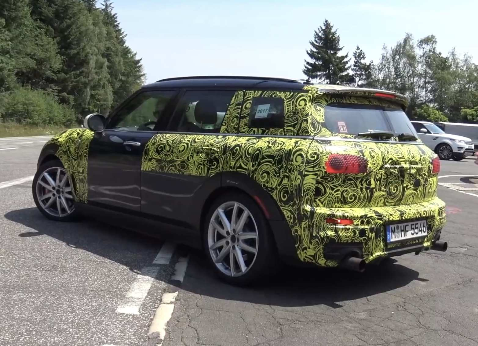 53 The 2020 Mini Countryman New Model And Performance