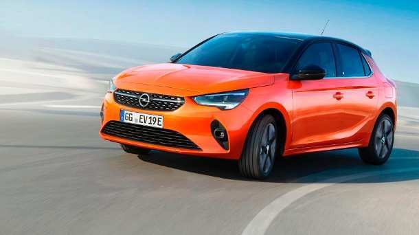 53 The 2020 Opel Corsa Ratings