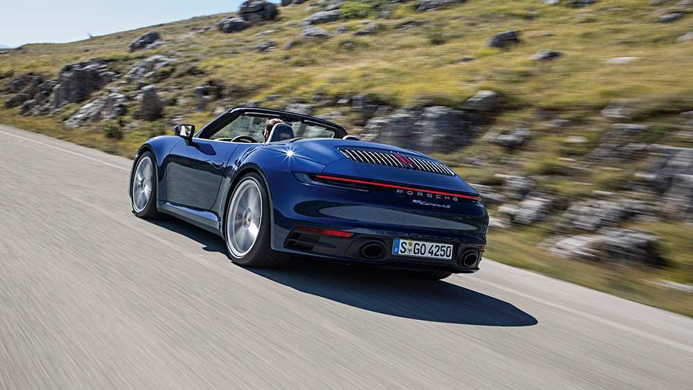 53 The 2020 Porsche 911 Price and Release date