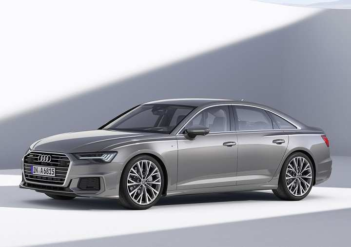 53 The Best 2019 Audi A6 Comes Performance