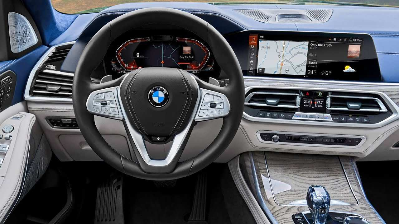 53 The Best 2019 BMW X7 Release Date And Concept