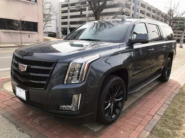 53 The Best 2019 Cadillac Escalade Vsport New Model And Performance