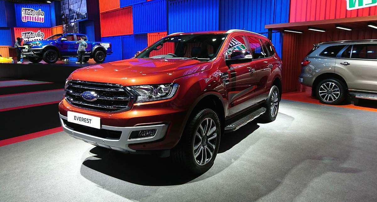 53 The Best 2019 Ford Everest Interior