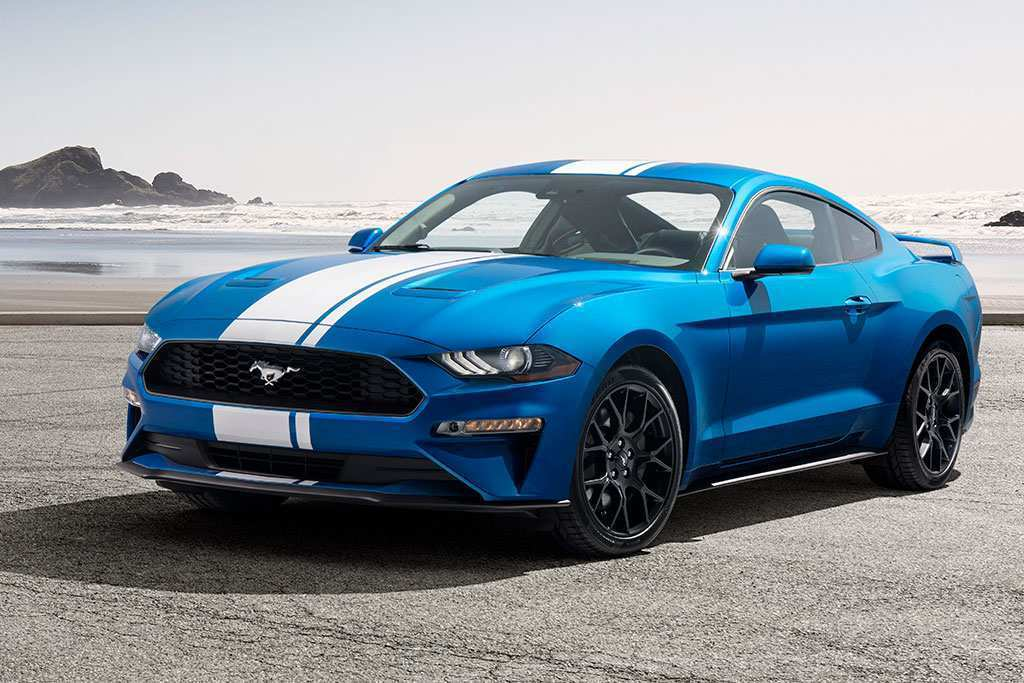 53 The Best 2019 Ford Mustang Speed Test