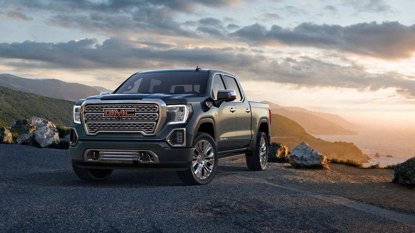 53 The Best 2019 GMC Sierra Redesign