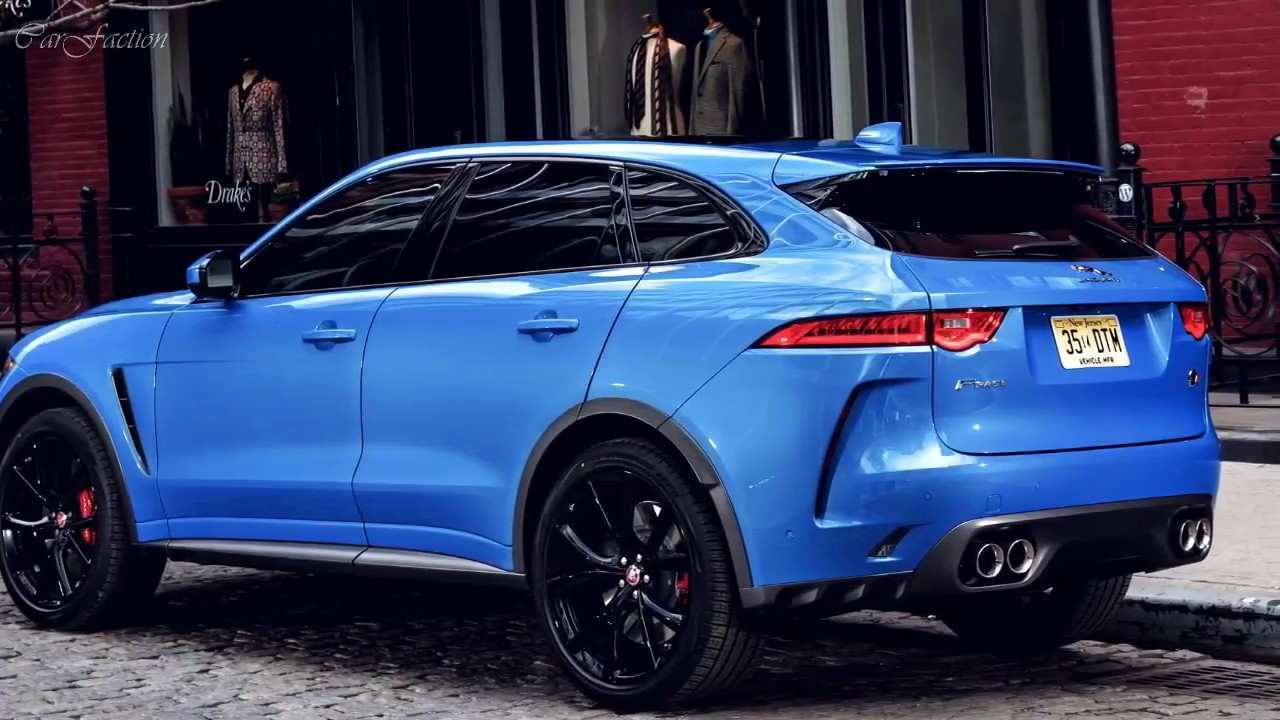 53 The Best 2019 Jaguar F Pace Svr Configurations